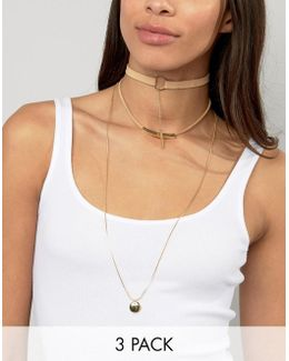 Multi Layered Choker