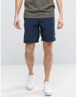 Mountain Shorts Nylon In Navy