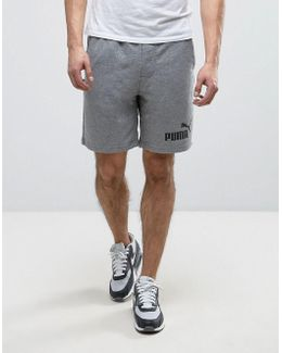 Ess No.1 Sweat Shorts In Gray 838261 03
