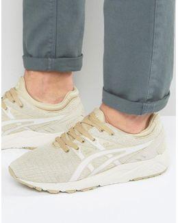 Gel-kayano Evo Sneakers In Beige H742n 0202