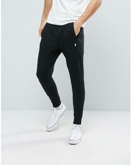 Sweat Pants Sport Terry In Black