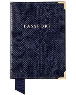 Plain Passport Cover