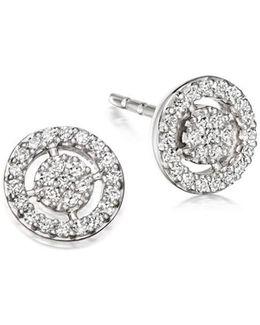 Mini Icon Aura Stud Earrings