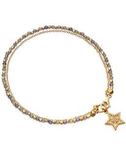 Iolite Super Star Fine Biography Bracelet