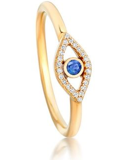 Evil Eye Fine Biography Ring