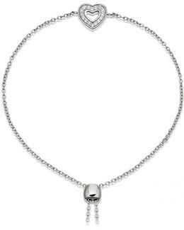 Mini Heart Kula Bracelet