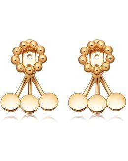 Disc Stilla Earrings