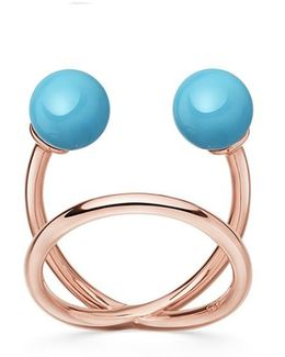 Turquoise Yves Ring