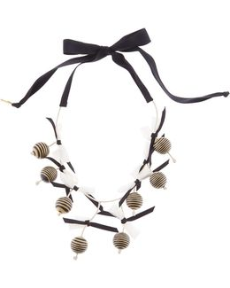 Kakui Nut Shell Collector Necklace