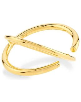 Gold Hp Twin Ring