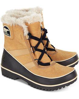 Sand Suede Tivoli Ii Boots