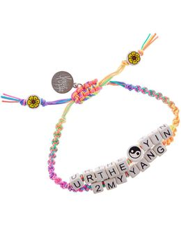 You're The Yin To My Yang Bracelet