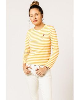 Women's Play Striped Tee