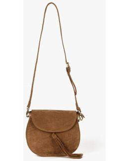 Crossbody Foldover Bag
