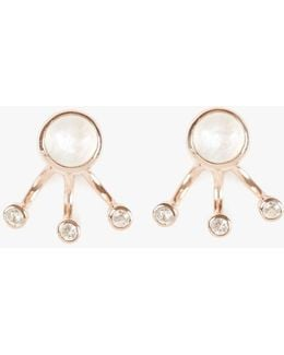 Triple Gravitation Earring