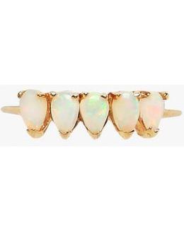 Teardrop Opal Band