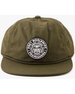 Seal 6 Panels Hat