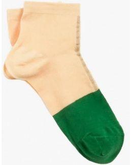 Boucle Colorblock Anklet