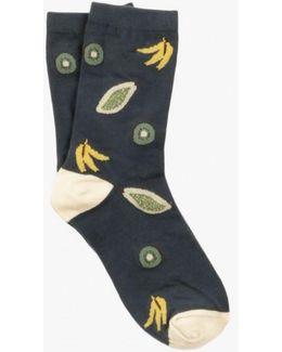 Tropicana Crew Sock