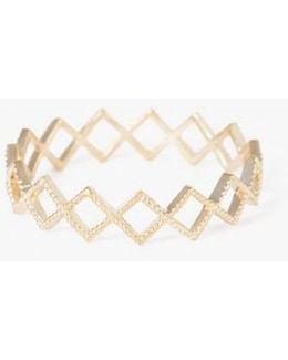 Beaded Diamond Eternity Ring
