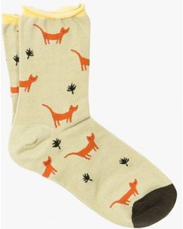 Moses Crew Sock