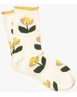 Daffy Crew Sock