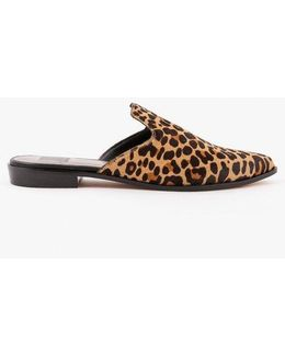 Holli Leopard Flats
