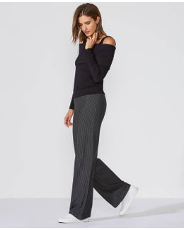 Striped Imperial Pant