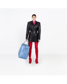 Cosmetic Slit Pants