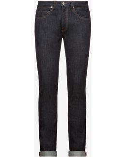 5-pocket Denim Jeans