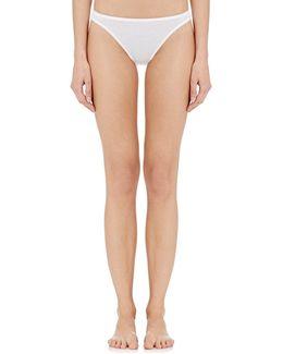 Cotton Seamless Bikini Briefs