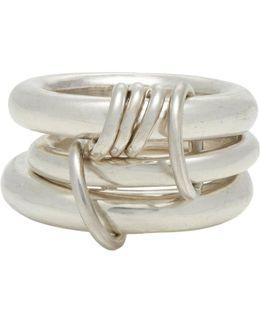 Sterling Silver hydra Ring