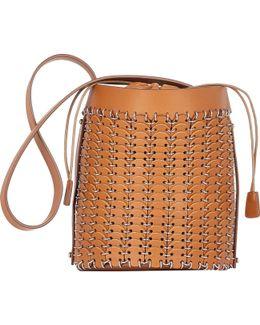 14#01 Chain Mail Bucket Bag