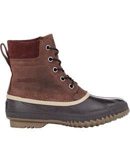 Cheyannetm Lace Full Grain Boots