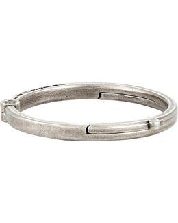 Latch Cuff Bracelet