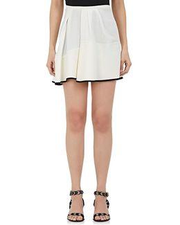 Rumer Gauze & Cady Asymmetric Skirt