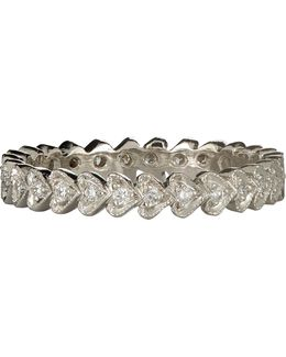 Continuous Heart Stackable Band