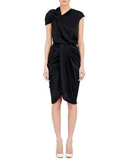 Larisa Drape Dress