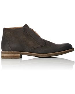 Jacob Laceless Chukka Boots