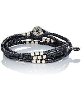 Knotted Wrap Bracelet