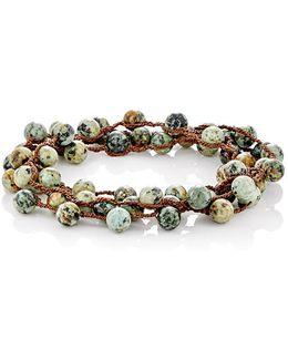 #elm Wrap Bracelet