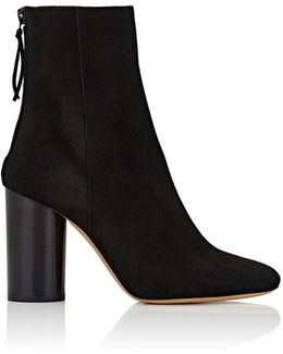 Garett Suede Ankle Boots