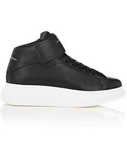 Oversized High-top Sneakers