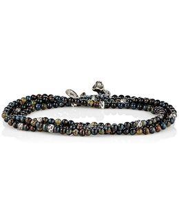 Heraldry Wrap Bracelet