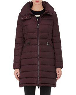 Flammette Puffer Coat