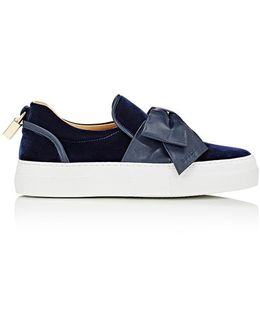 40mm Bow Sneakers