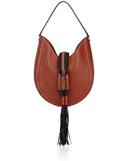 Ghianda Knot Small Hobo Bag