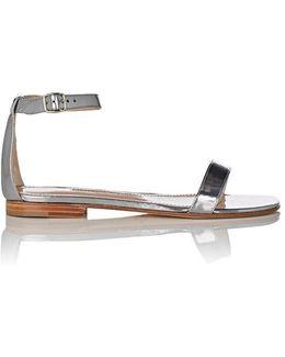 Chafla Specchio Leather Ankle