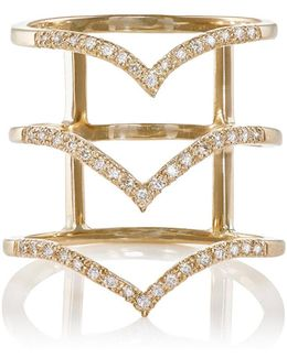 Triple Stack Cage Ring