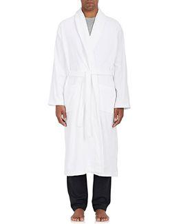 Triton Cotton French Terry Velour Robe
